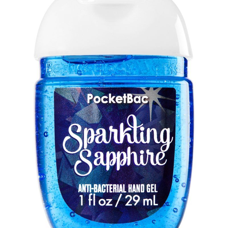 Sparkling Sapphire Pocketbac Bath Body Works Body Works Bath