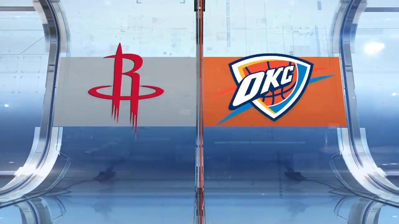 Westbrook gets warm in return to OKC but Rockets