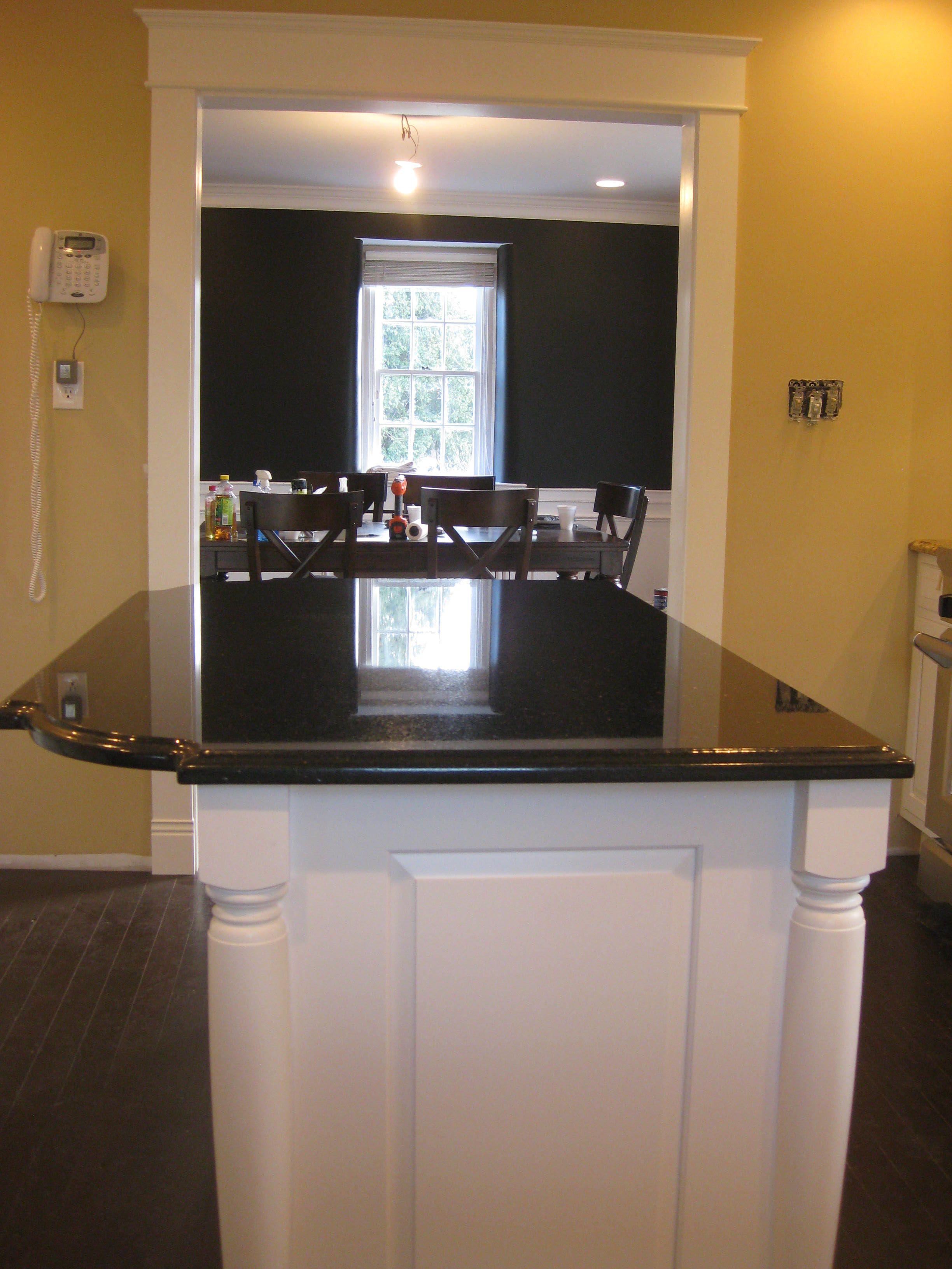 absolute black granite by nsw kitchen inspirations absolute black granite kitchen countertops on kitchen decor black countertop id=79162