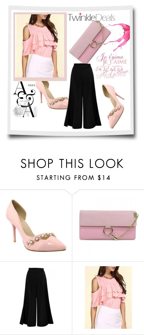 """""""twinkledeals20"""" by crvenamalina ❤ liked on Polyvore featuring twinkledeals"""