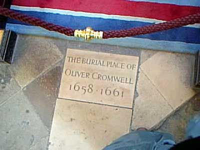 Oliver Cromwell - English military and political leader and later Lord Protector of the Commonwealth of England, Scotland, and Ireland.