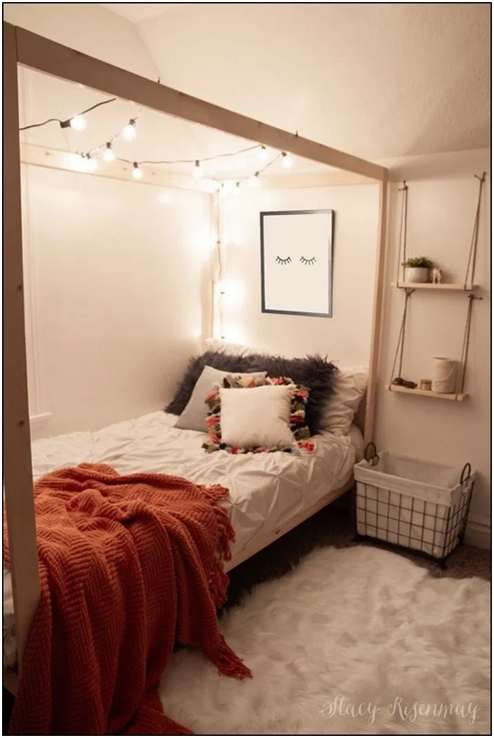 126 gorgeous dorm rooms decor that will inspire some big ideas 134 | Homydepot.com