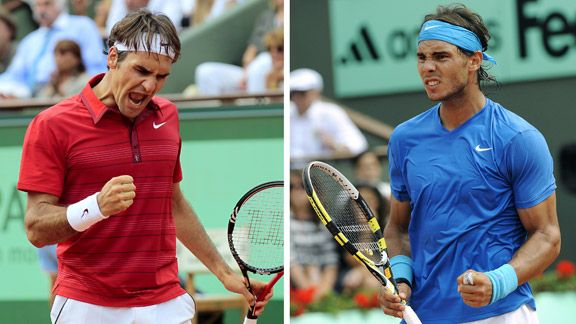 Roger Federer Rafael Nadal Roger Federer Rafael Nadal Tennis