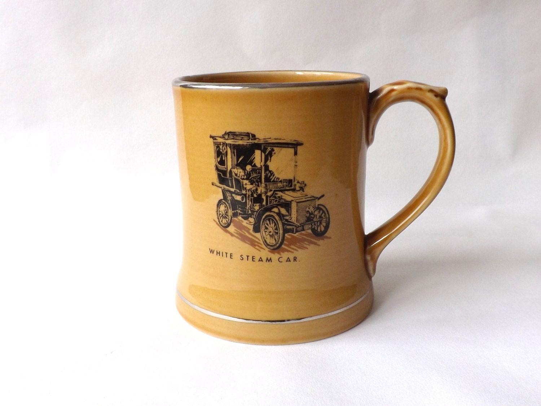 Large Ceramic Tankard 1 Pint for Him, Man Coffee Beer Mug