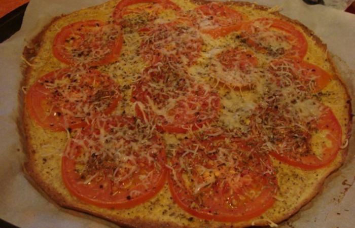 Pizza à la tomate #dukan