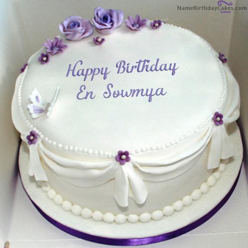 Pin By Venkatesh Ramakrishnan On Sowmya Birthday Cake