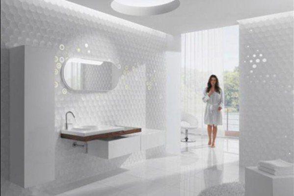 AuBergewohnlich Badezimmer Dekoration Ideen Trendige 2015 Haus Dekoration Ideen