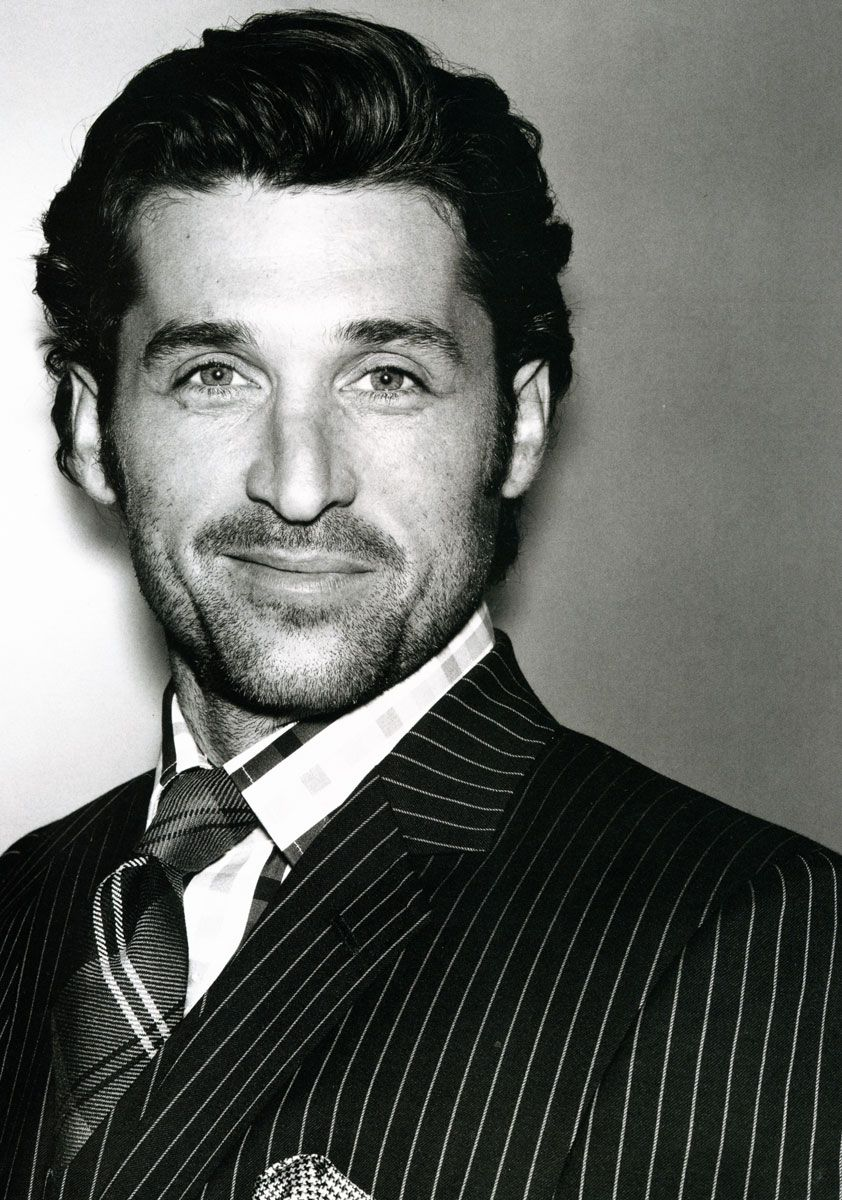 Patrick Dempsey 1966 American Actor And Race Car Driver Best