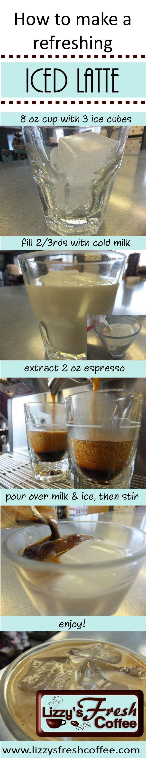 Wie man einen leckeren Latte macht. Weitere Kaffeetipps ...