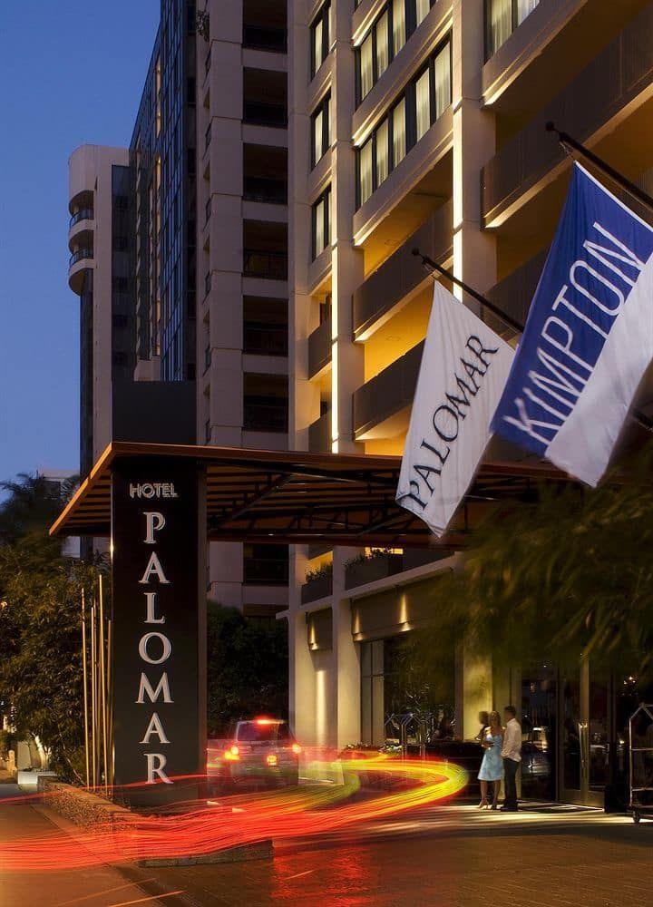 Kimpton Hotel Palomar Los Angeles Beverly Hills Los Angeles La