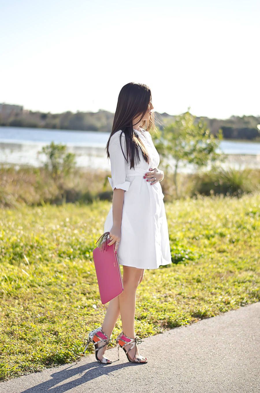 Libby maternity tunic consignment online maternity fashion and libby maternity tunic ombrellifo Images