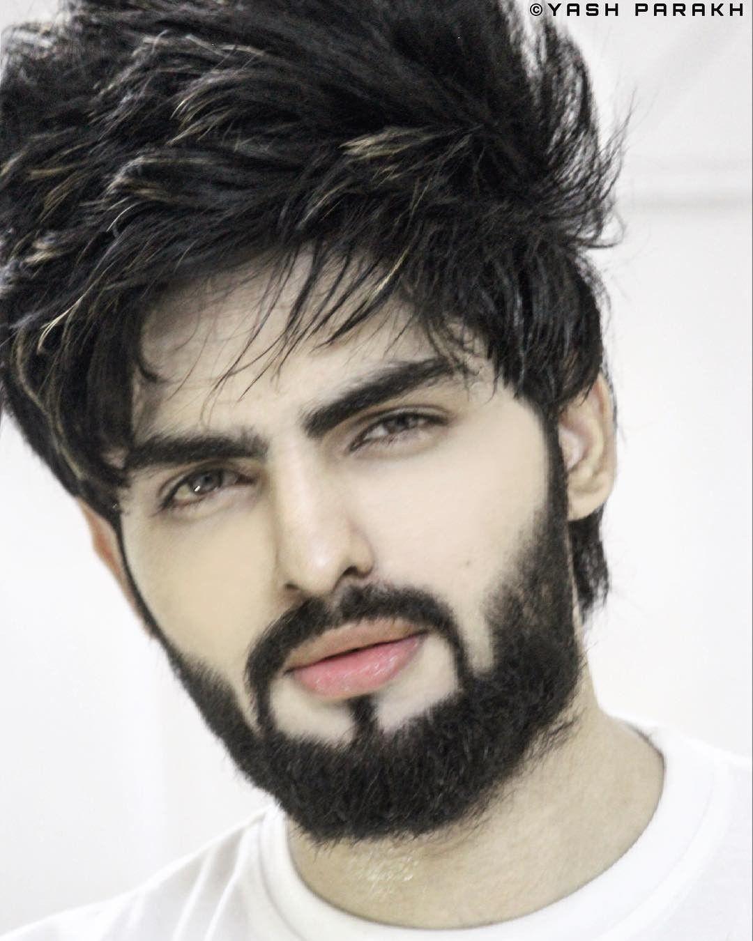aiza khan. | hairstyles in 2019 | hair styles, hair, beard