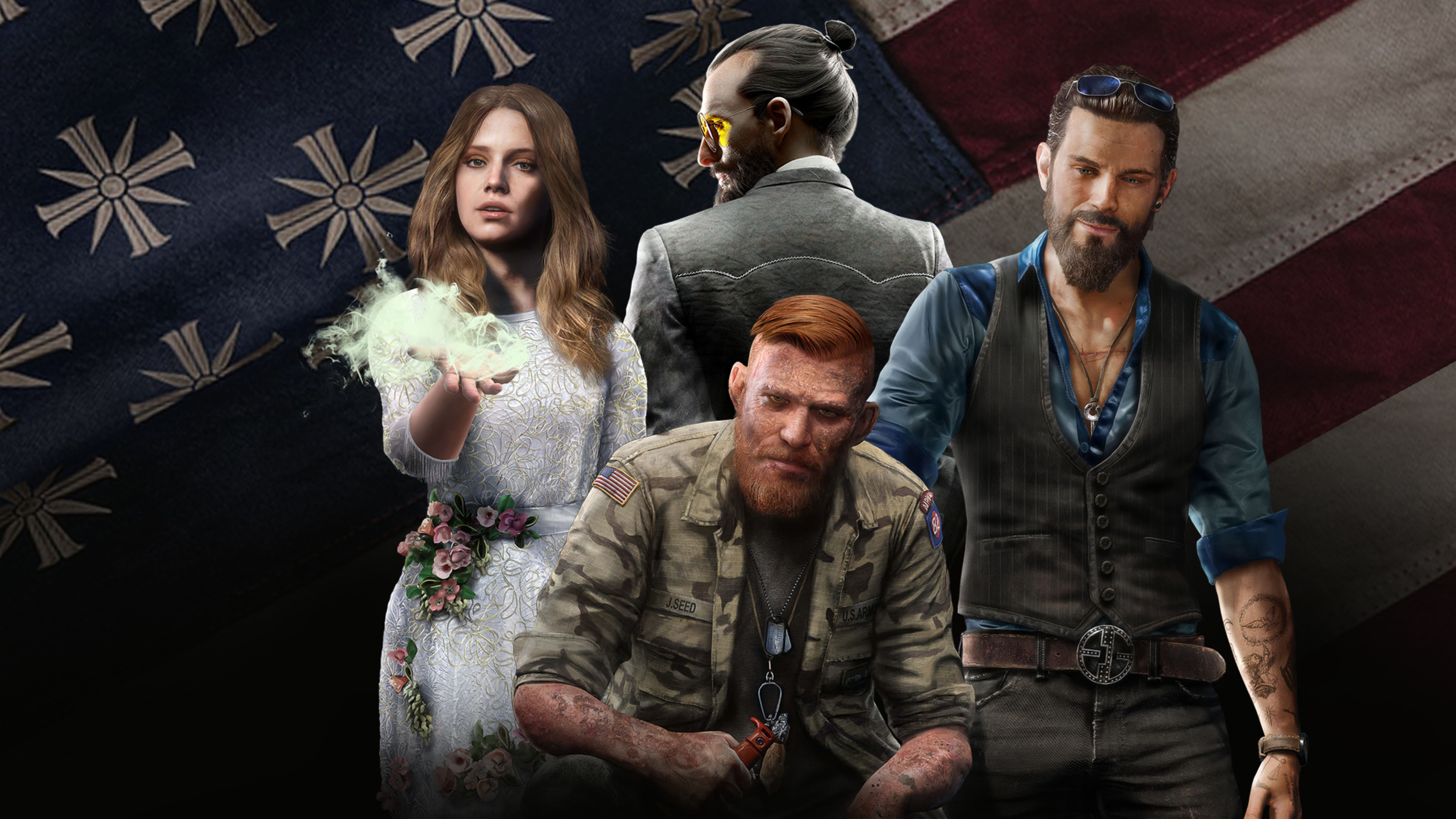 Far Cry 5 8k 2018 Far Cry 5 Wallpaper