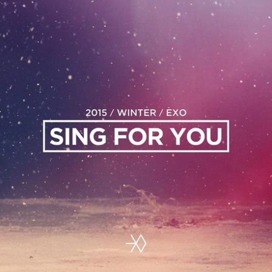 "EXO will release a special winter album on December 10 titled ""Sing for You."" ""Sing for You"" was created as a gift for their dedicated fan base known as EXO-L."