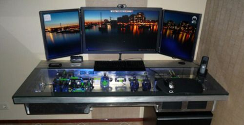 Caffe Table Pc Case Custom Computer Desk Built In Computer Desk Best Pc Gaming Setup