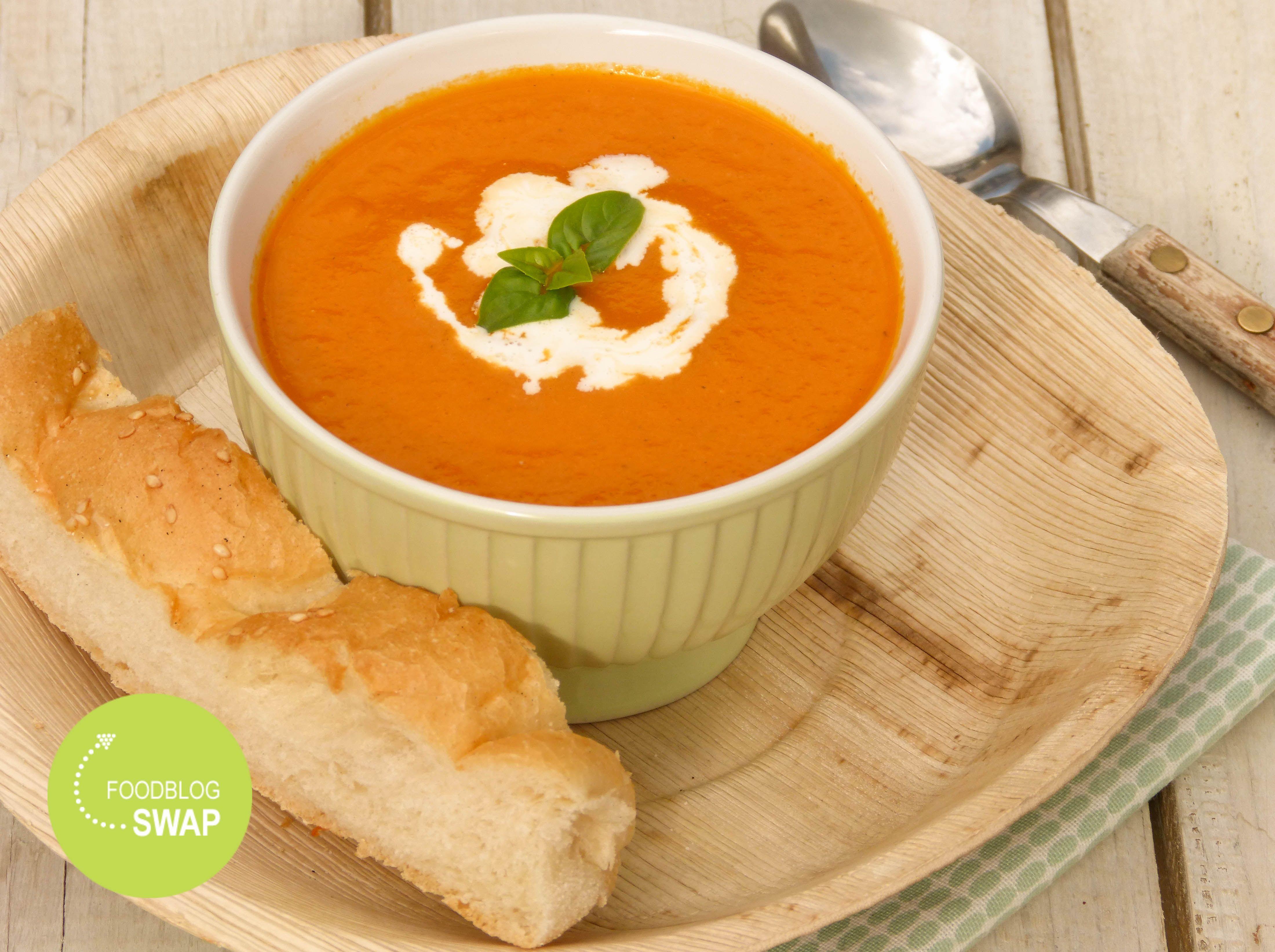 paprika tomatensoep