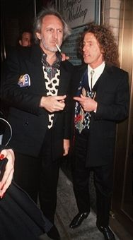7ce18d4316fd95 John Entwistle and Roger Daltrey of The Who during  The Who s Tommy  Broadway  Opening Night at St. James Theatre in New York City
