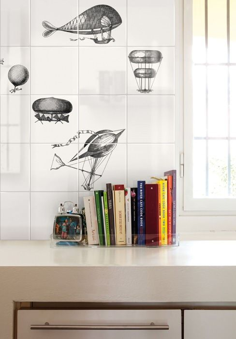 Rivestimento d 39 eccezione per le pareti d cor una bicottura d 39 autore si tratta della serie - Fornasetti mobili ...
