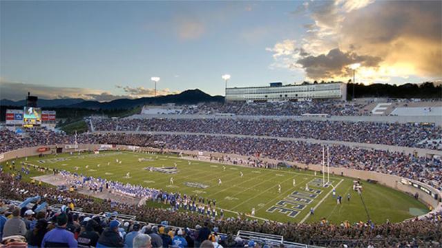 2020 Nhl Stadium Series Nhl Com At Airforce Academy Air Force Academy Stadium Colorado Activities