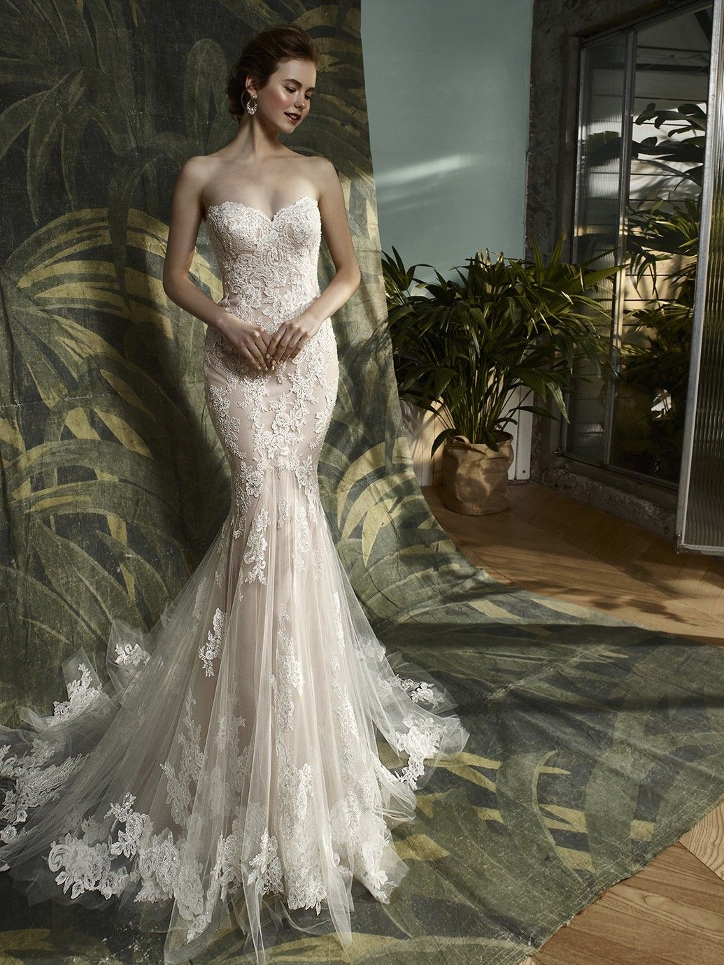 d7f2b4130cc Enzoani Wedding Dress. Find Enzoani and More at Here Comes the Bride ...