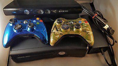 Microsoft Xbox 360 Slim Kinect 250 GB Blk Console  2 wireless ctrls  14 Games https://t.co/cKiTYZ9nKp https://t.co/s7umkZxGox http://twitter.com/Foemvu_Maoxke/status/774577516237422593