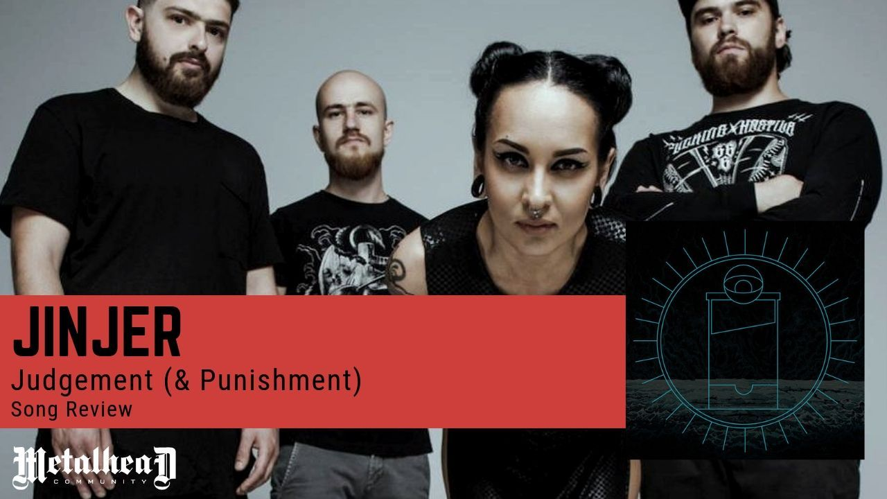 Jinjer Judgement And Punishment Song Review