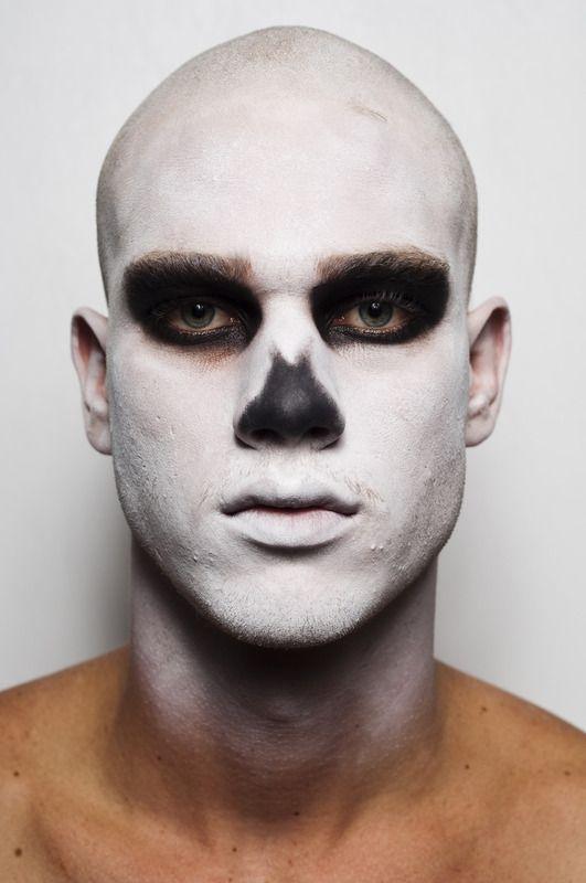 Easy Halloween Makeup For Men.Dia De Los Muertos Makeup For Men Google Search