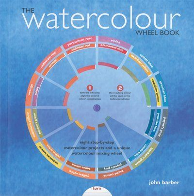 Watercolour Wheel Book Color Theory Books Watercolor Projects