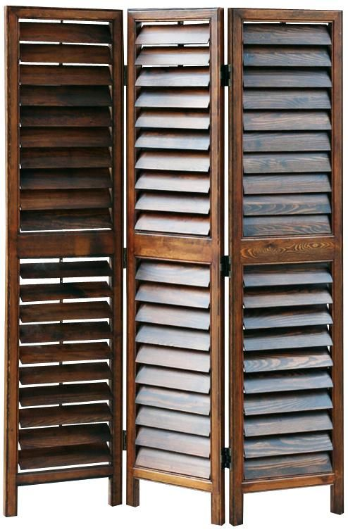 3 Panel Solid Wood Screen Room Divider Blinds Shades: Pin On Hiding Elec Panel