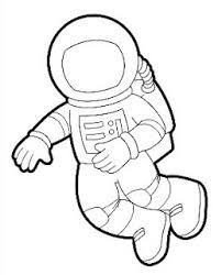 Resultado de imagen de astronauta dibujo
