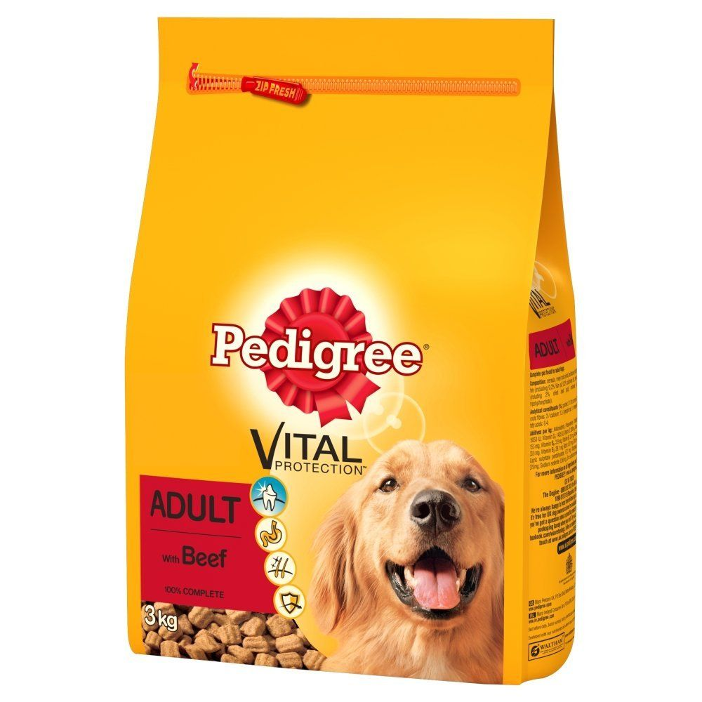 Give Your Pet The Best Of Love Care And Nutrition With Pedigree