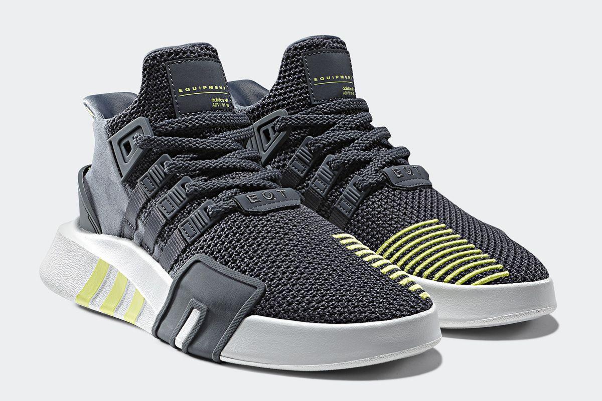 quality design 3c224 d4d60 adidas Originals EQT Bask ADV Two February 2018 Colorways - EUKicks.com Sneaker  Magazine