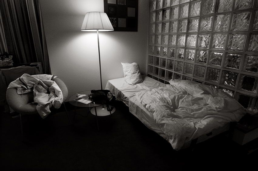 As noites longas - Apontamento no Hotel Moevenpick em Berlim. LGBFOTO | Fotografia digital | Câmara Canon EOS 450 + Tokina 12-24mm