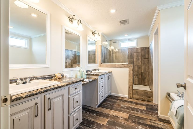 Home Details Clayton Homes of New Braunfels Shower