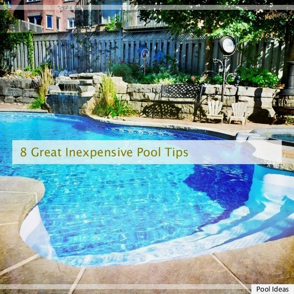 Great Inexpensive Pool Ideas Pool landscaping ideas Pool Ideas in