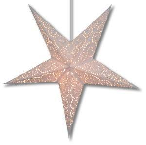 Buy Purity Swirl Paper Star Lantern by JIUARAE