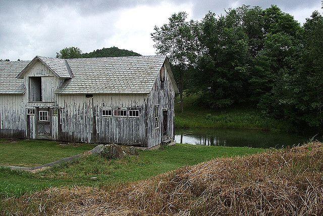 Brattleboro Vermont Wilder Farm Street View Antique