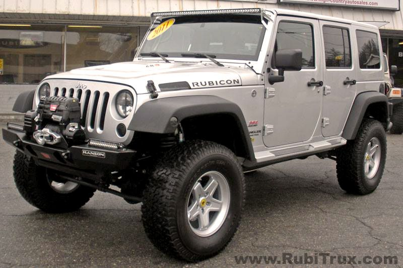 6 4l Hemi Wrangler Unlimited With 490 Horsepower Only At Rubitrux