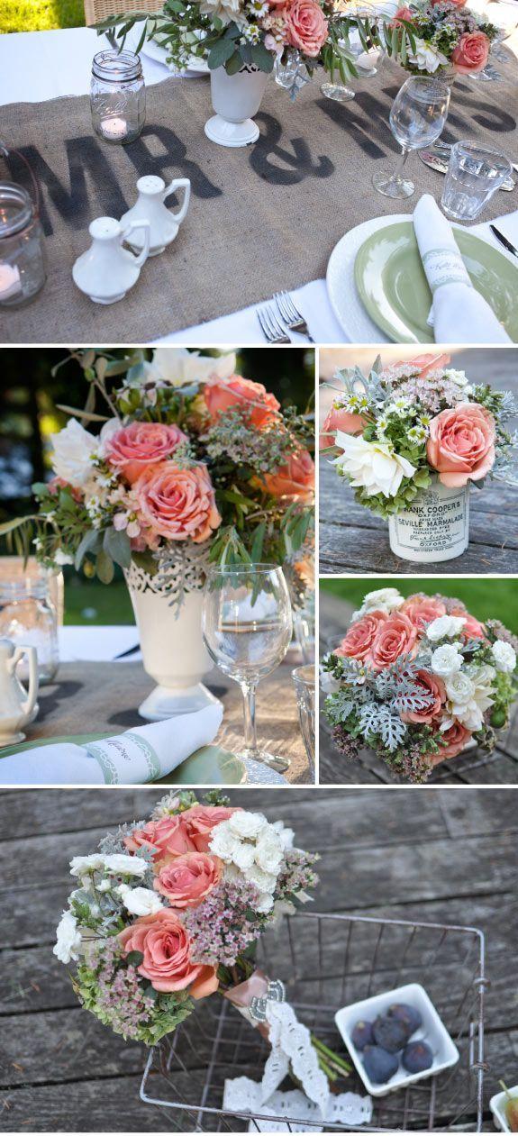 rustic wedding color schemes | rustic wedding | Wedding {Schemes ...