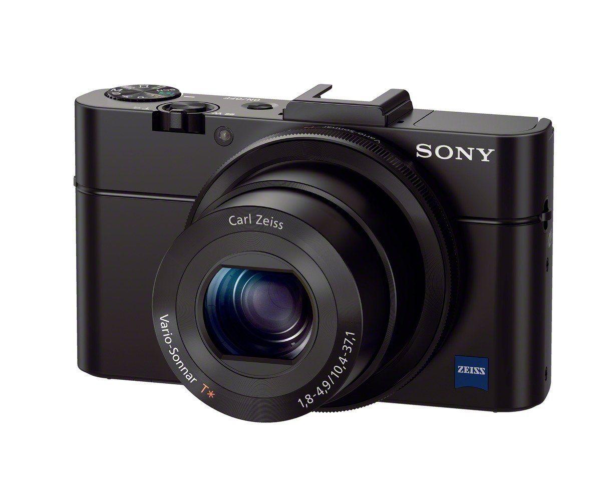 Sony DSC-RX100M II Cyber-shot Digital Still Camera 20.2MP. Prosumer ...
