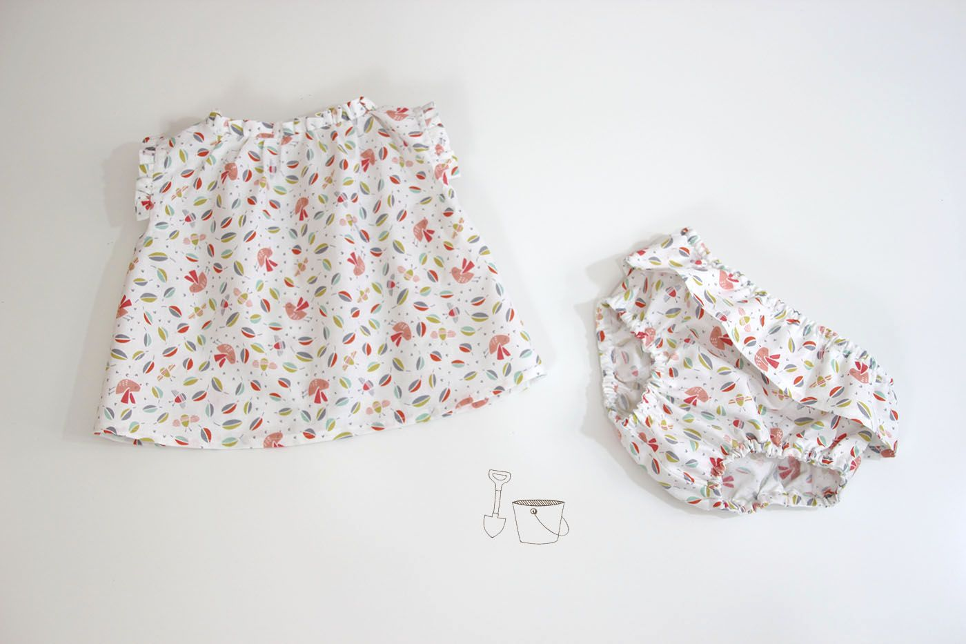 18 mois DIY Costura: Blusa para bebés (Tutorial y patrones gratis ...