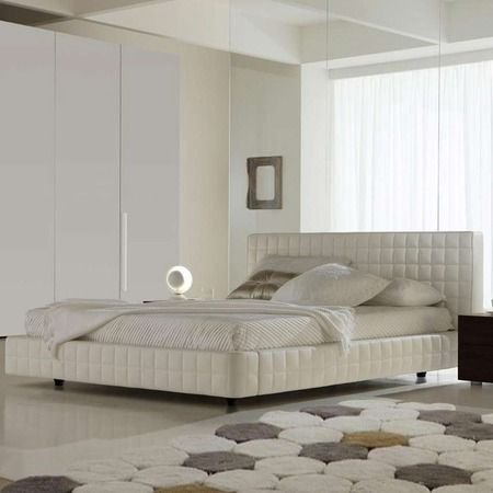 I Pinned This Alix Queen Platform Bed From The James Bond