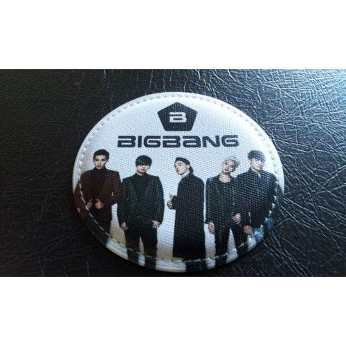 Bigbang K Pop Kpop Idol Goods Bigbang Hand Mirror Bigbang Hand Mirror Kpop Idol