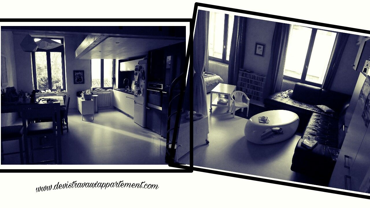 aménagement appartement 80m2