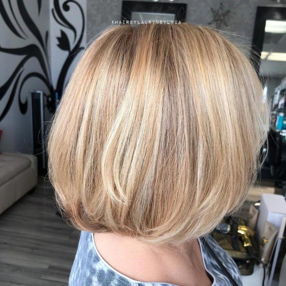 Gorgeous Honey Blonde hair color for older women # ...