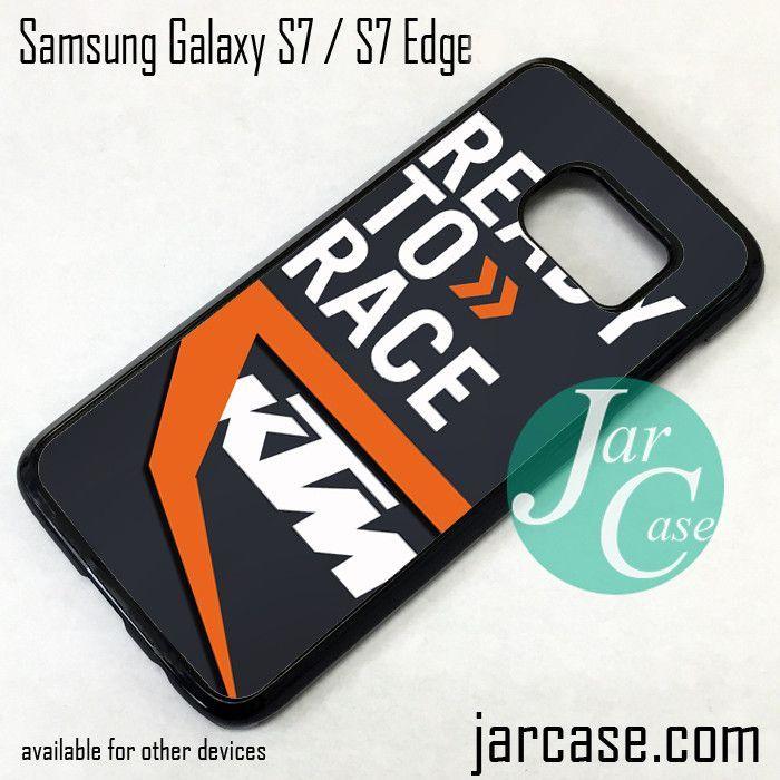 Ktm Race Phone Case for Samsung Galaxy S7 & S7 Edge