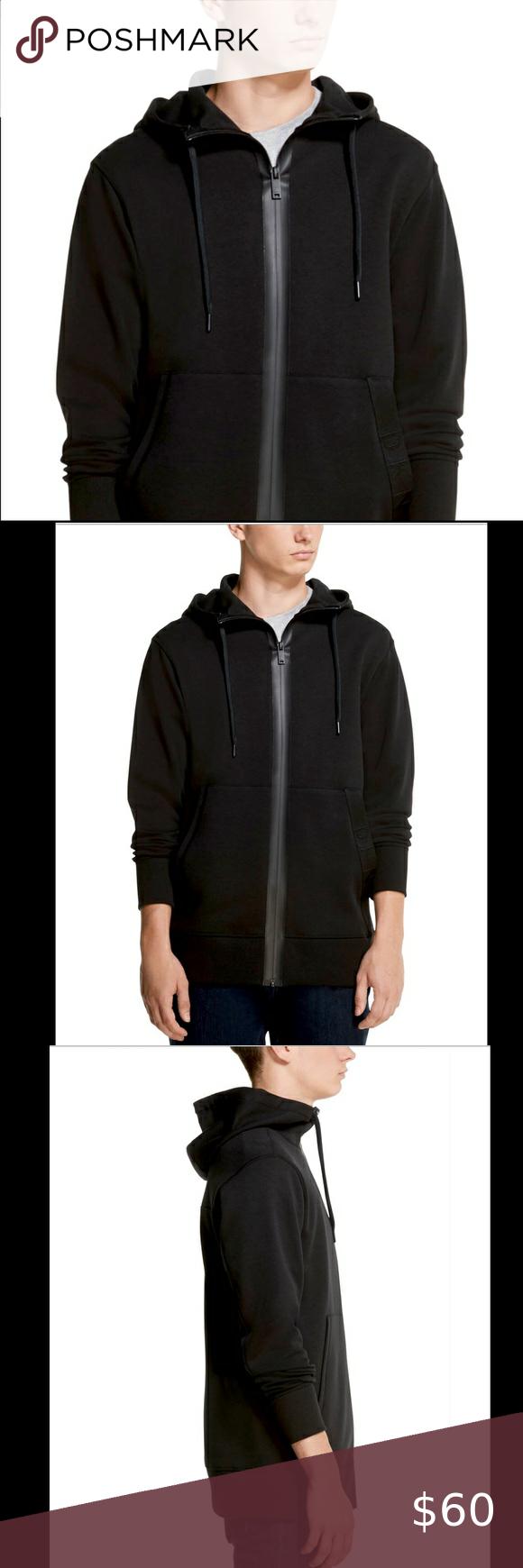 Realistic Men Hoodie Or Black 3d Hoody Sweatshirt With Blank Black Hoodie Template Cumed Org Baju Kaos Pakaian Kaos