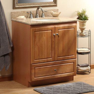 Strasser Simplicity IN Vanity Cabinet Only Vanities - Strasser bathroom vanities
