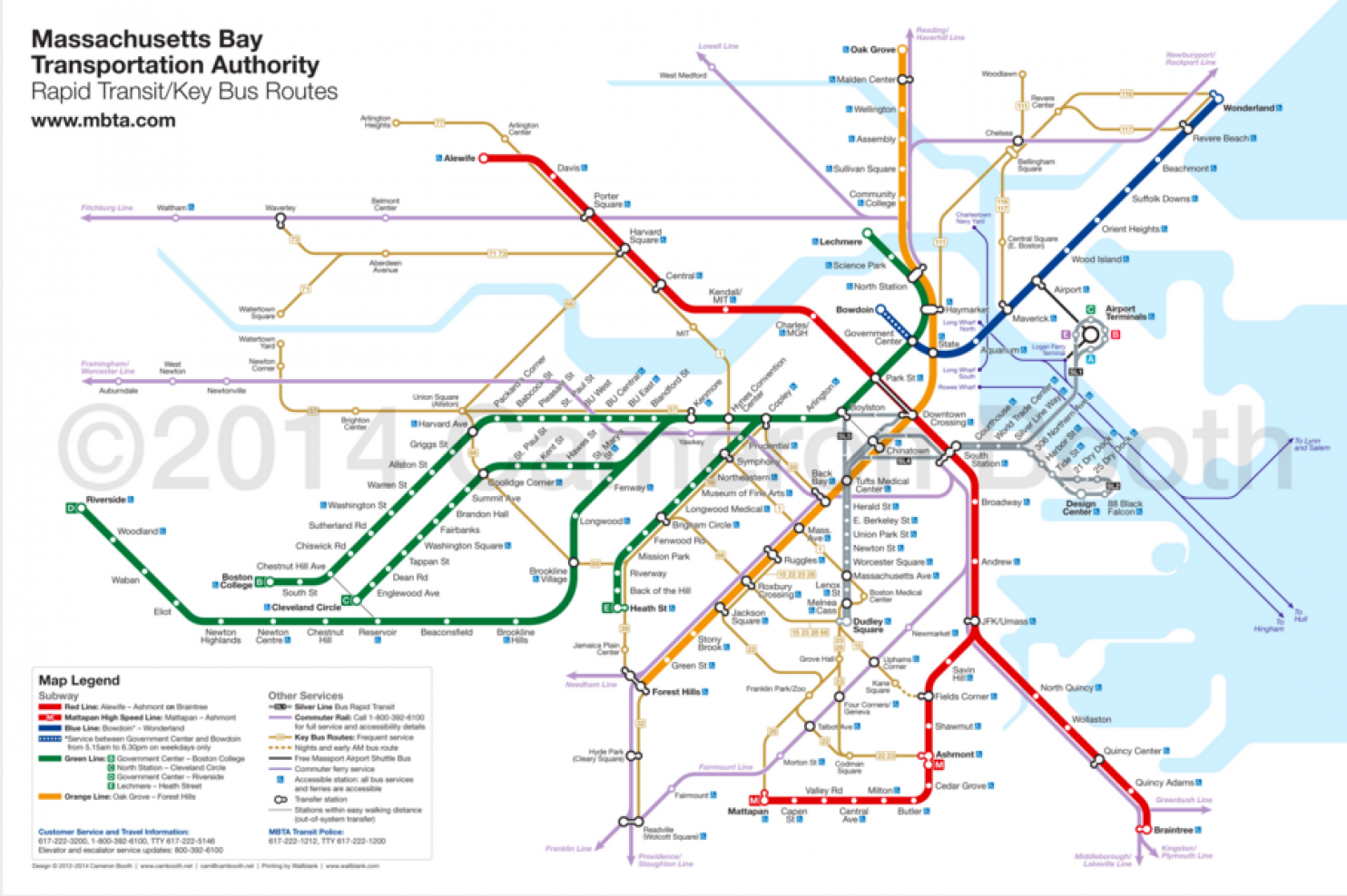 Boston T Subway Map.Why Designers Can T Stop Reinventing The Subway Map Cartographica