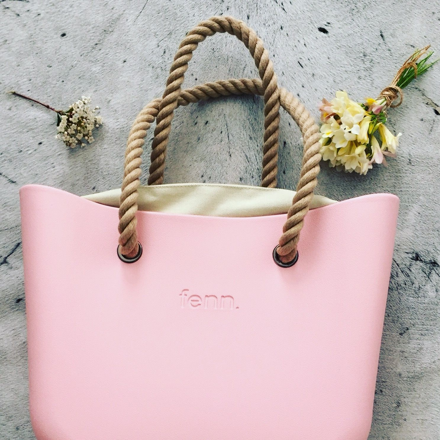 2ae02daa4803 Collection tote bag in Pink Little Trading Company, Michael Kors Jet Set,